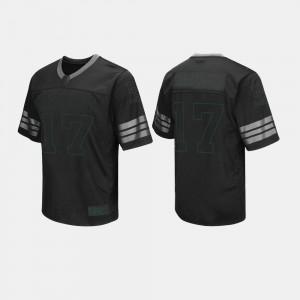 Baylor Bears Jersey Men's College Football Black #17