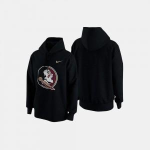 Florida State Seminoles Sweater For Men's College Football Retro Pack Black