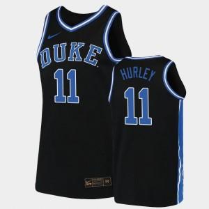 Duke Blue Devils Bobby Hurley Jersey 2019-20 College Basketball Replica Men #11 Black