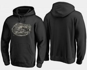 Florida Gators Hoodie Men's Camo Cloak Big & Tall Black