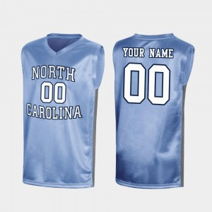 North Carolina Tar Heels Customized Jersey #00 Special College Basketball March Madness Mens Royal