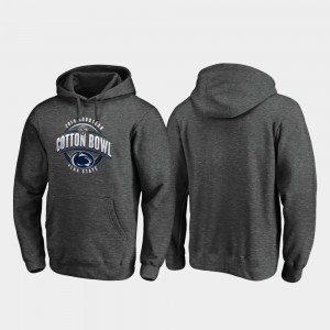Penn State Nittany Lions Hoodie Scrimmage Heather Gray Men's 2019 Cotton Bowl Bound
