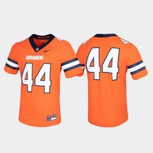 Syracuse Orange Jersey Orange Game Mens #44 Untouchable