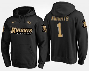 UCF Knights Hoodie Black No.1 For Men's #1