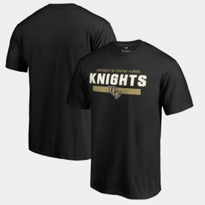 UCF Knights T-Shirt Black Team Strong For Men