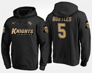 UCF Knights Blake Bortles Hoodie Mens Black #5