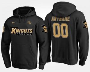 UCF Knights Custom Hoodie Black #00 Men's