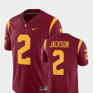 USC Trojans Adoree' Jackson Jersey College Football Men Cardinal Alumni Player #2