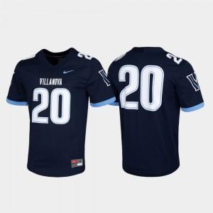 Villanova Wildcats Jersey Untouchable For Men Game Navy #20