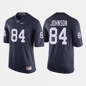 Penn State Nittany Lions Juwan Johnson Jersey #84 For Men College Football Navy