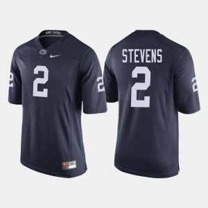 Penn State Nittany Lions Tommy Stevens Jersey #2 For Men's College Football Navy