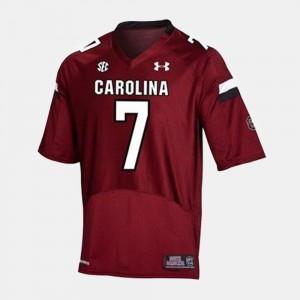South Carolina Gamecocks Jadeveon Clowney Jersey College Football #7 For Men Red