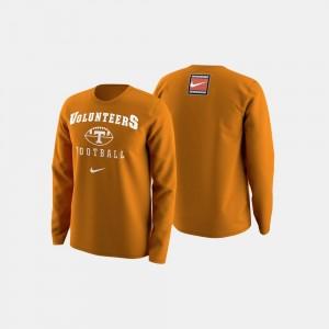 Tennessee Volunteers Sweater College Football Retro Pack For Men's Orange