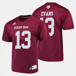 Texas A&M Aggies Mike Evans Jersey College Football Maroon For Men's #13
