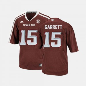 Texas A&M Aggies Myles Garrett Jersey College Football Men #15 Red