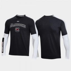 South Carolina Gamecocks T-Shirt Womens Black 2020 March Madness OT 2.0 Long Sleeve