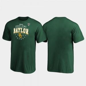 Baylor Bears T-Shirt Youth(Kids) 2020 Sugar Bowl Bound Tackle Green