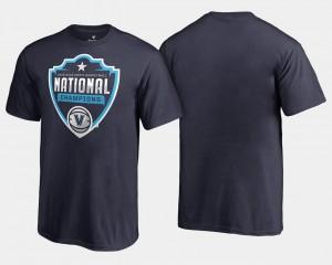 Villanova Wildcats T-Shirt Basketball National Champions Navy 2018 Cut Youth